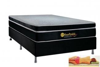 Colchão Magnético King Size 1,93x2,03x30 Cm Kenko Premium Gold Linha Exportação