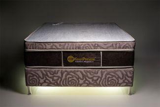 Colchão Magnético Queen Size 1,58x1,98x27 Cm Kenko Premium Gold Linha Exportação