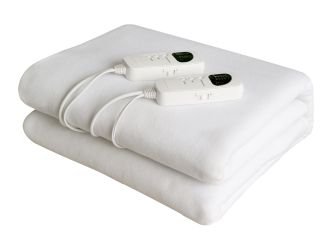 Lençol Térmico Cobertor Elétrico Kenko Queen Size 160x200cm Luxo Multi Temperaturas