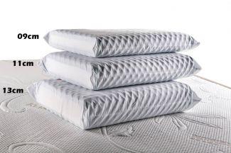 Travesseiro Magnético Kenko Premium, Modelo Luxo Exportação  Opções de Altura