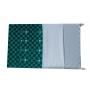 Travesseiro Magnético Kenko Premium LUXO One Face Camadas Ajustáveis Regulagem de Altura