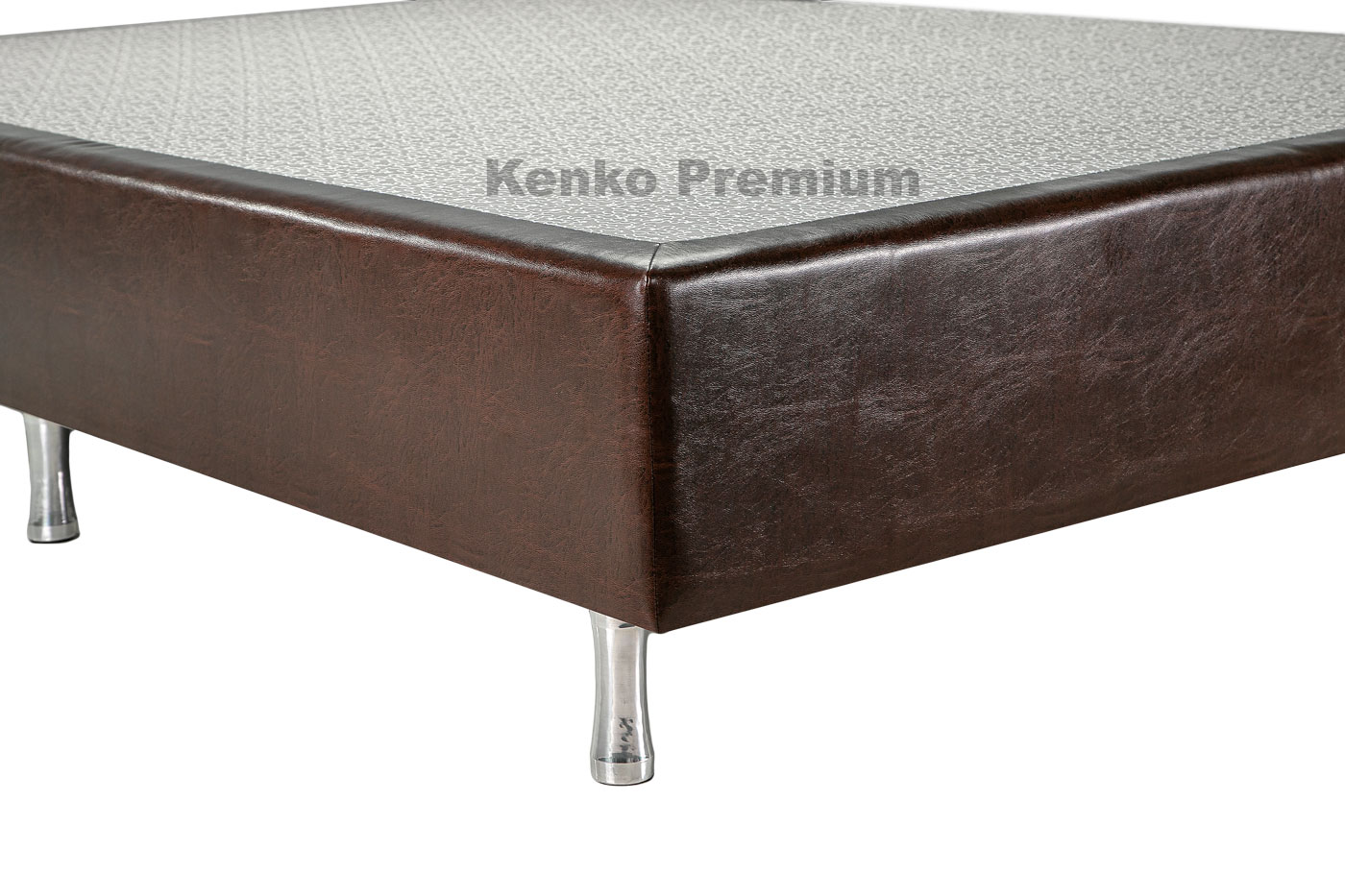 Box Base Para Colchão Casal CORINO 1,38x1,88 Kenko Premium   - Kenko Premium Colchões
