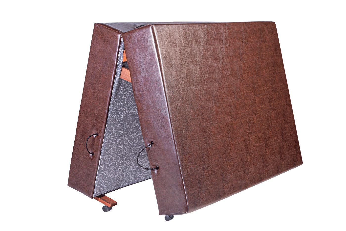 Cama Dobrável, Casal de Abrir com Colchão Embutido 130cm x 190cm CORINO Kenko Premium  - Kenko Premium Colchões