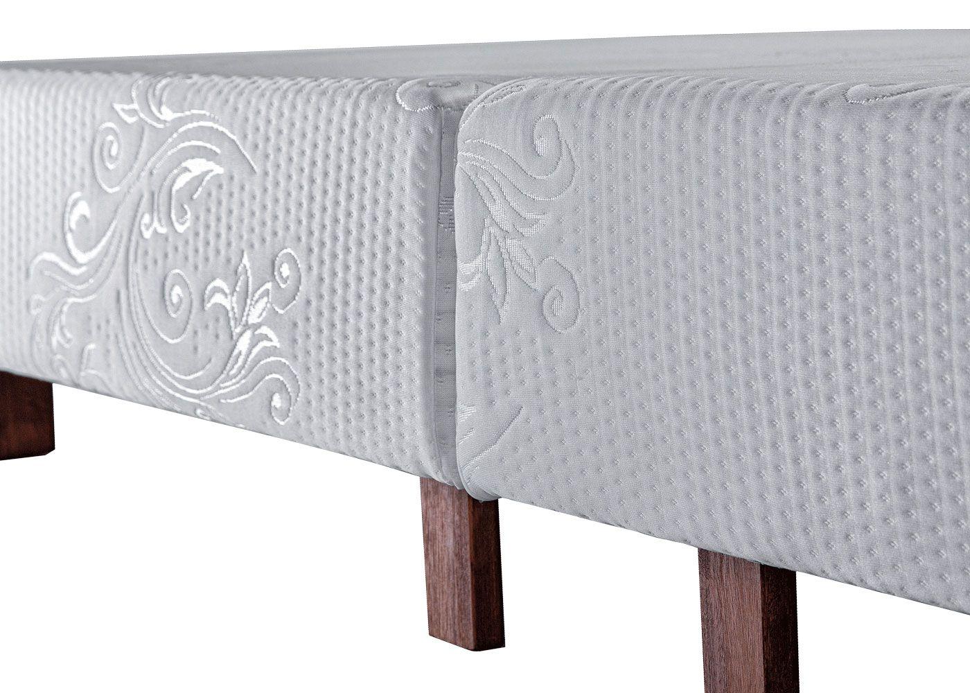 Cama Dobrável, Casal de Abrir com Colchão Embutido MAGNÉTICA 130cm x 190cm Kenko Premium  - Kenko Premium Colchões