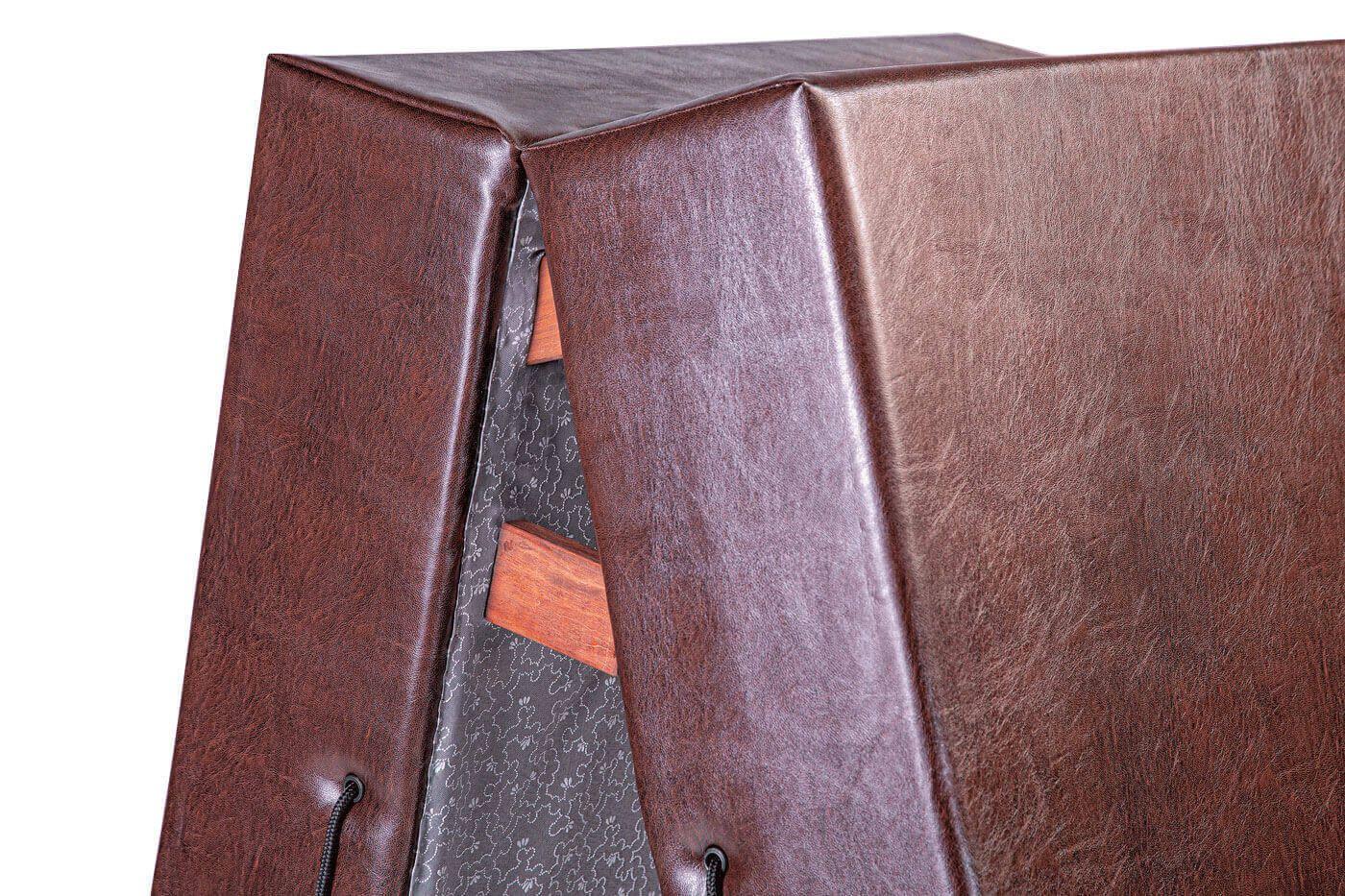 Cama Dobrável, Solteiro de Abrir com Colchão Embutido 90cm x 190cm CORINO Kenko Premium  - Kenko Premium Colchões