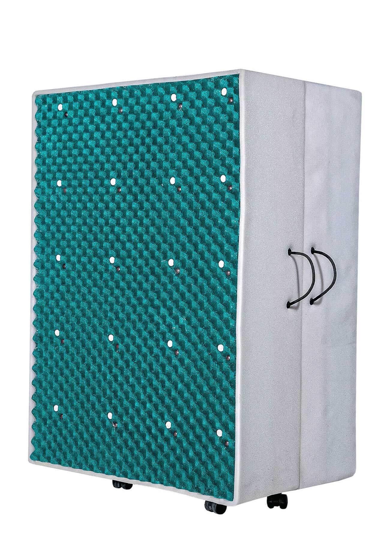 Cama Dobrável, Solteiro MAGNÉTICA, de Abrir com Colchão Embutido 70cm x 190cm Kenko Premium  - Kenko Premium Colchões