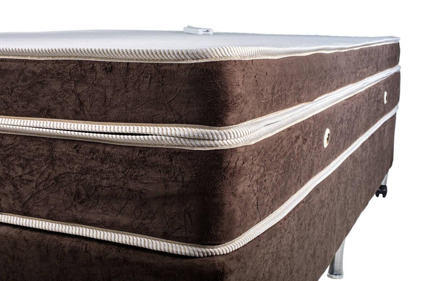 Colchão Magnético Casal 1,38x1,88x27cm Kenko Premium Plus   - Kenko Premium Colchões