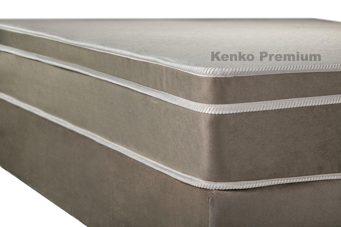 Colchão Magnético Kenko Premium, Modelo Standart Euro Pilow  - Kenko Premium Colchões