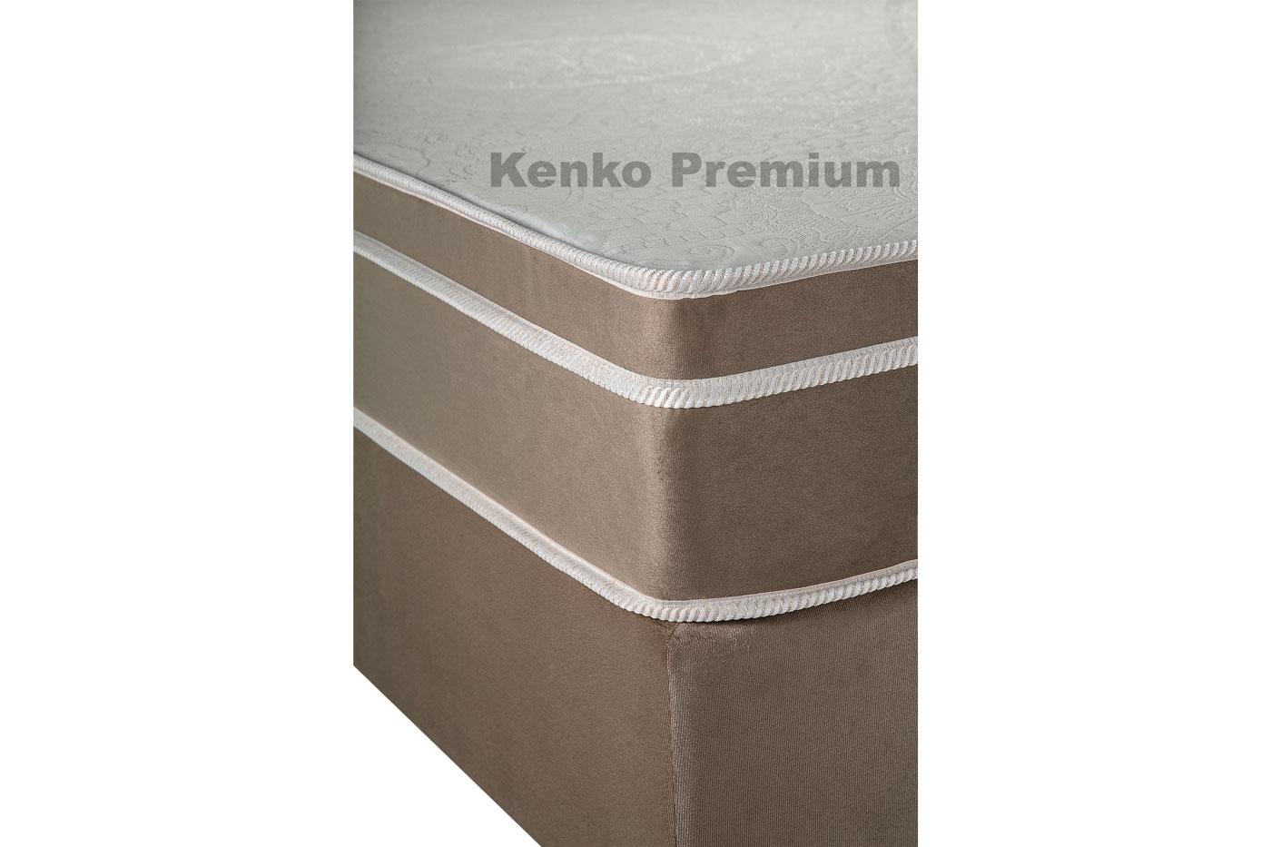 Colchão Magnético King Size Kenko Premium Standart 1,93x2,03x25cm  - Kenko Premium Colchões