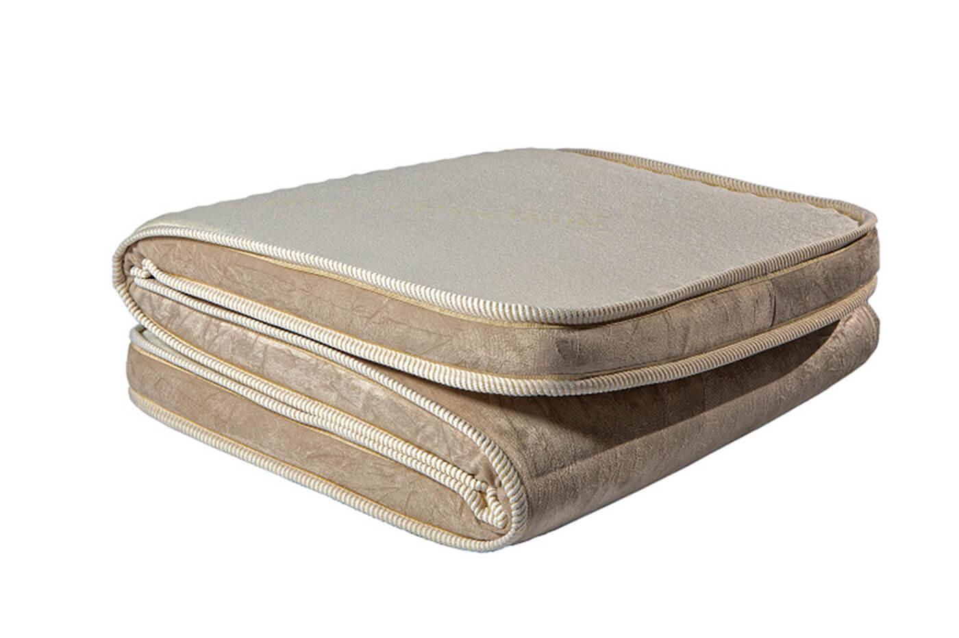 Colchonete Dobrável Futon Medida 70cm x 190cm x 7cm   - Kenko Premium Colchões