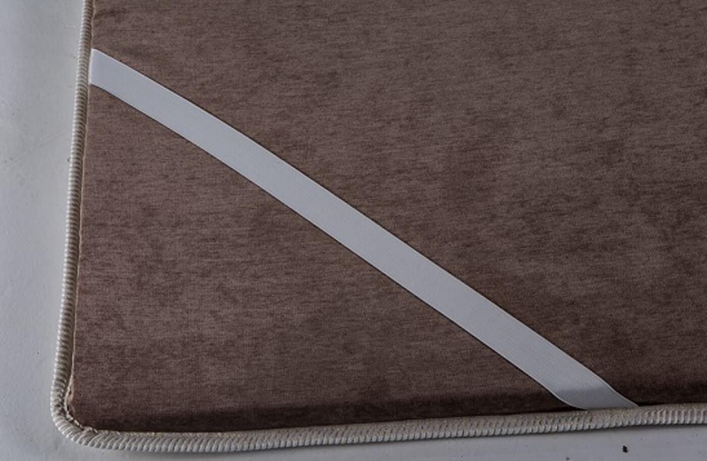 Manta Magnética Colchonete Solteiro 0,88 X1,88x05cm Kenko Premium   - Kenko Premium Colchões