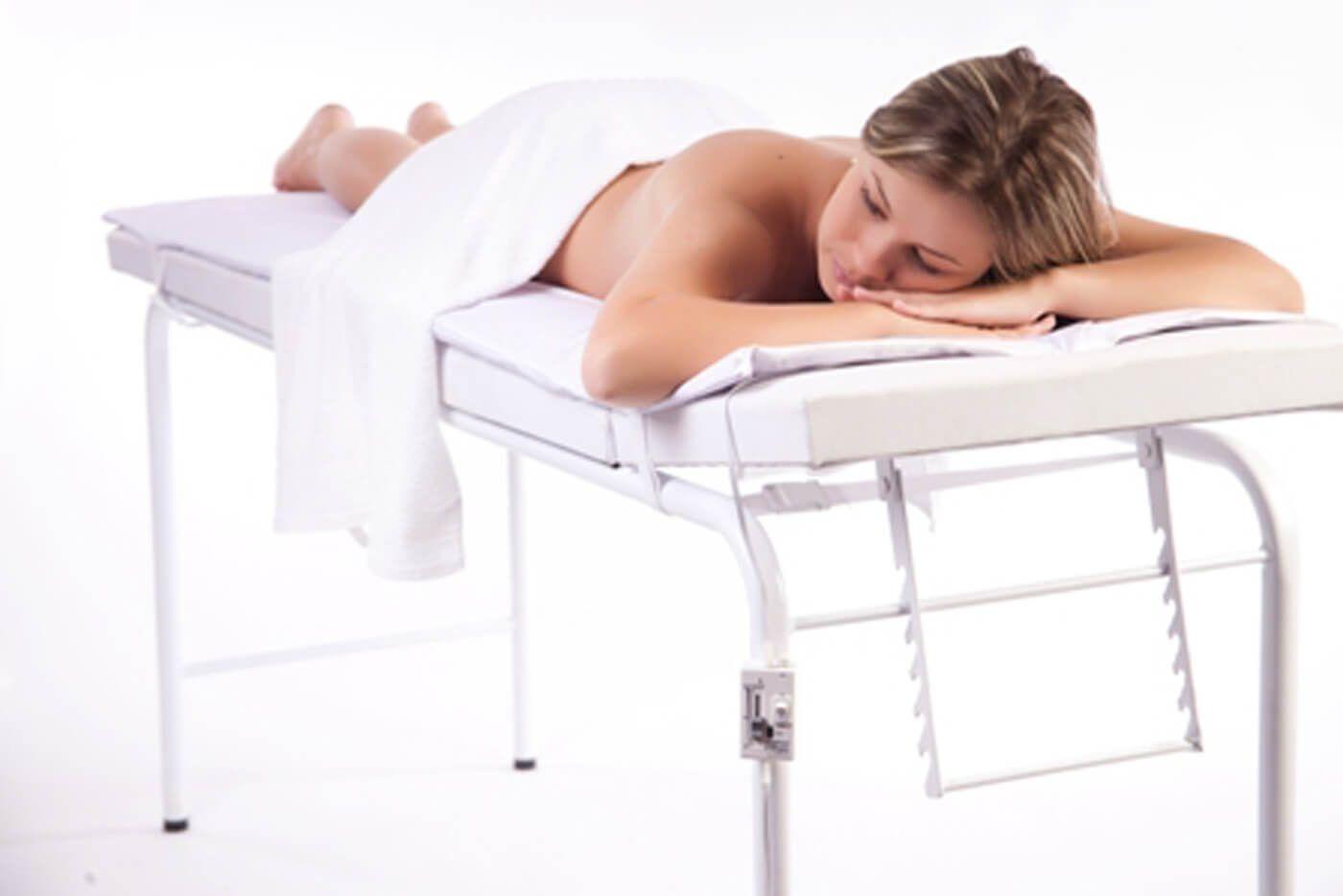 Manta Térmica, Colchonete em PVC Azul Bivolt 02 Temperaturas para Maca ou Mesa de Massagem  - Kenko Premium Colchões