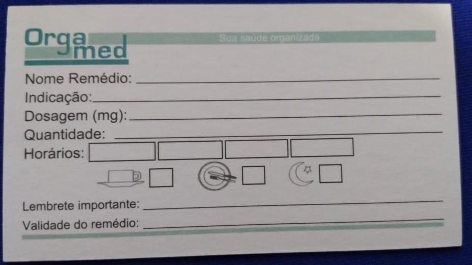 Porta Remédio, Porta Comprimidos Fácil e Pratico  - Kenko Premium Colchões