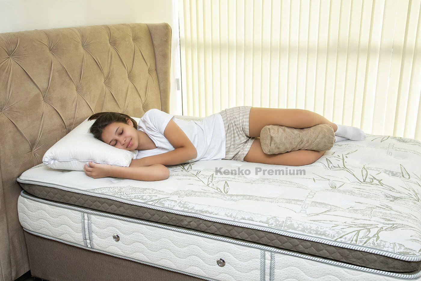 Rolinho de Posicionamento Magnético P 35cm    - Kenko Premium Colchões