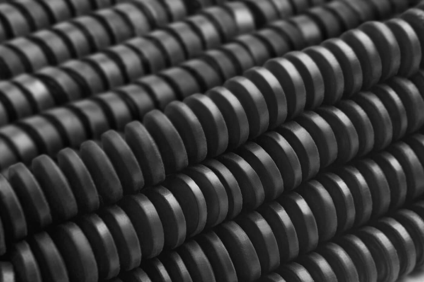 Travesseiro Magnético Kenko Premium Anatômico 09/11cm Látex HR   - Kenko Premium Colchões