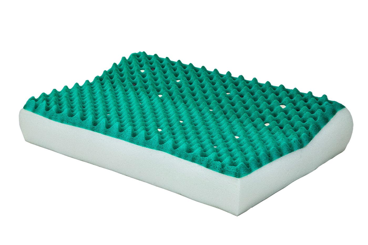 Travesseiro Magnético Kenko Premium Anatômico Camadas Ajustáveis  - Kenko Premium Colchões