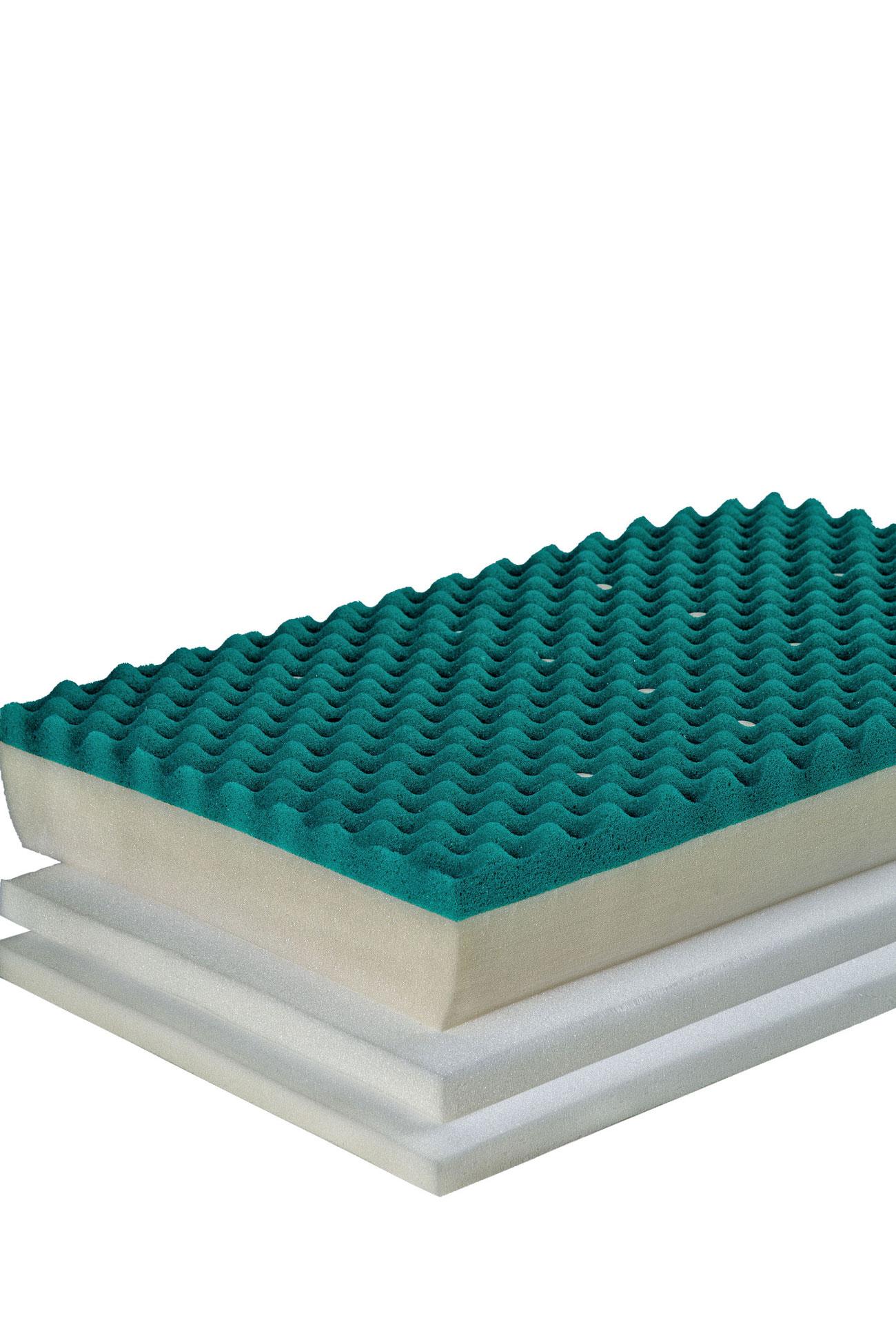 Travesseiro Magnético Kenko Premium STANDART One Face Camadas Ajustáveis Regulagem de Altura  - Kenko Premium Colchões