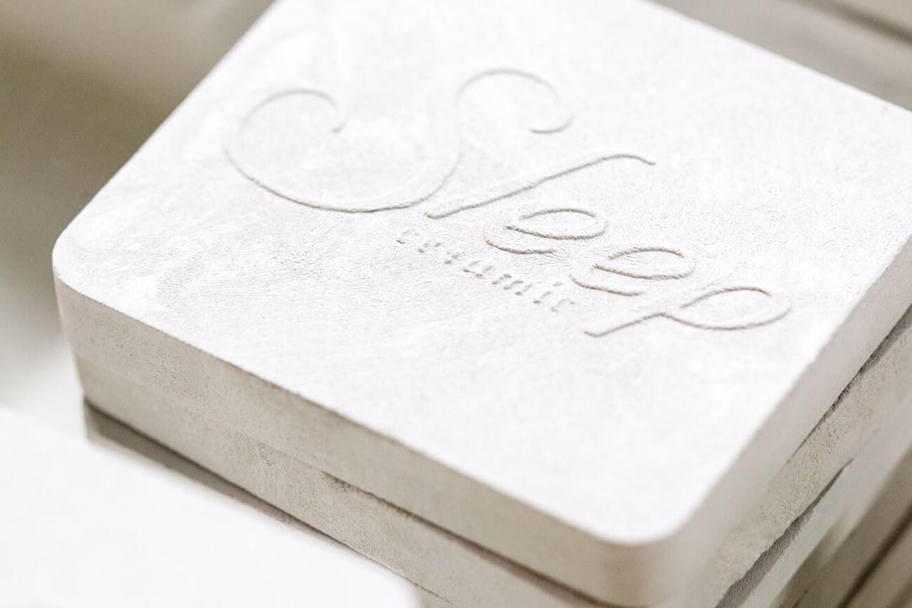 Travesseiro Magnético Luxo Reto 11cm Two Faces Kenko Premium  - Kenko Premium Colchões