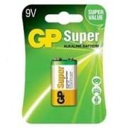 BATERIA DE 9V GP SUPER ALKALINE