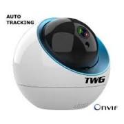Camera de Segurança Inteligente Ip Sem fio Wifi Robozinho com Audio e Microfone Tw 9110Rb