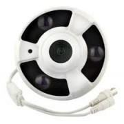 Camera de Segurança Panoramica Fisheye Ahd Full Hd 2 Mega Pixel 360 Graus Detect Tw 0360Hb Twg