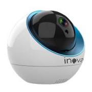 Camera de Segurança Ip Sem fio Wifi Robozinho com Audio e Auto Tracking Cam5704 Inova