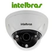CÂMERA IP WI-FI CORPORATIVO DOME 4MP, H.265, ENTRADA PARA CARTÃO SD, ANALÍTICOS DE VÍDEO, LENTE 2.8MM, IR DE 30 METROS, IP67 e IK10 VIP 3430 D W INTELBRAS
