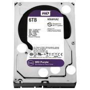 Cartão de Memória MicroSD 64GB WD Purple - Para sistemas de segurança, Classe 10, UHS Speed 1 (U1), funcionamento 24/7