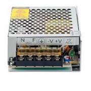 Fonte de Alimentação Eletronica Colmeia para Cftv de 12 volts com 5 Amperes
