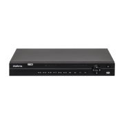 MHDX 1132 C/ HD 2TB - GRAV. DIG. DE VÍDEO 32 CANAIS - INTELBRAS MULTI-HD® SÉRIE 1000 - H.265, Nova interface gráfica, HDCVI + HDTVI + AHD + IP + ANALÓGICO com HD de 2TB instalado