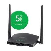 Roteador Sem fio Wifi 4 de 300 Mpbs com 2 Antenas Rf 301K Intelbras