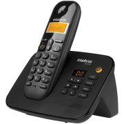TELEFONE SEM FIO TS 3130 PRETO INTELBRAS