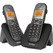 TELEFONE SEM FIO TS 5122 PRETO INTELBRAS