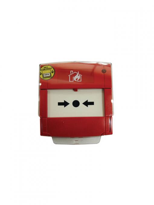 Acionador Manual Rearmável Ender IP67 MI-WCP-R/I/SF Intelbras  - Sandercomp Virtual