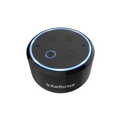 Alto Falante Inteligente Mini IZY Speak Smart Intelbras  - Sandercomp Virtual