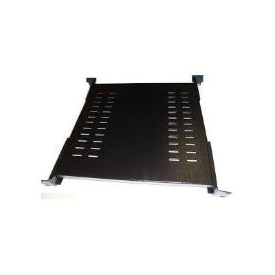 "Bandeja Fixa para Racks padrão 19"" polegadas  - Sandercomp Virtual"