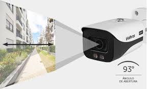 """CÂMERA BULLET INFRAVERM. HDCVI, RESOLUÇÃO 2MP, 40M IR, SENSOR 1/2.8"""", LENTE DE 2.8MM, MENU OSD, INSTALAÇÃO INTERNA E EXTERNA (IP66) VHD 5240 FULL COLOR INTELBRAS  - Sandercomp Virtual"""