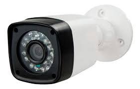 Camera de Segurança Bullet 720p Lente 2.8mm 24 Leds com Infravermelho Tw7705 Detect Twg  - Sandercomp Virtual