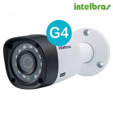 CAMERA DE SEGURANÇA INTELBRAS VHD 1010 B G4 10 METROS COM INFRA VERMELHO  - Sandercomp Virtual
