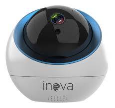 Camera de Segurança Ip Sem fio Wifi Robozinho com Audio e Auto Tracking Cam5704 Inova    - Sandercomp Virtual