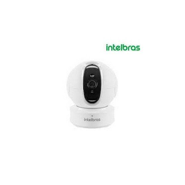 Camera de Segurança Wi-Fi HD Mibo iC4 360 Grau Infra Vermelho Alto falante e Microfono Intelbras  - Sandercomp Virtual
