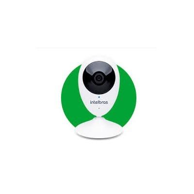 CAMERA DE SEGURANÇA INTELBRAS WI-FI HD IC3  C/INFRA BRANCA  - Sandercomp Virtual