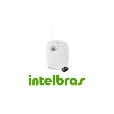 CENTRAL DE ALARME MONITORADA INTELBRAS AMT 2008 RF 8 ZONAS - Sandercomp Virtual