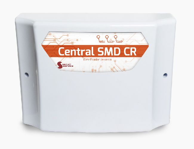 CENTRAL DE CHOQUE SMD CR SECURI SERVICE  - Sandercomp Virtual