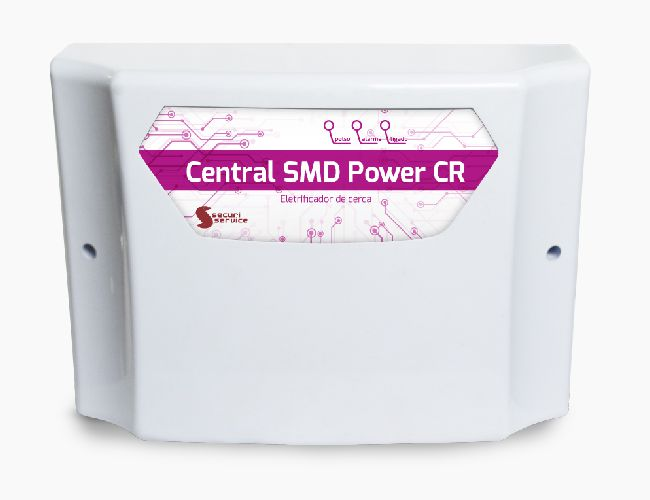 CENTRAL DE CHOQUE SMD POWER CR SECURI SERVICE  - Sandercomp Virtual