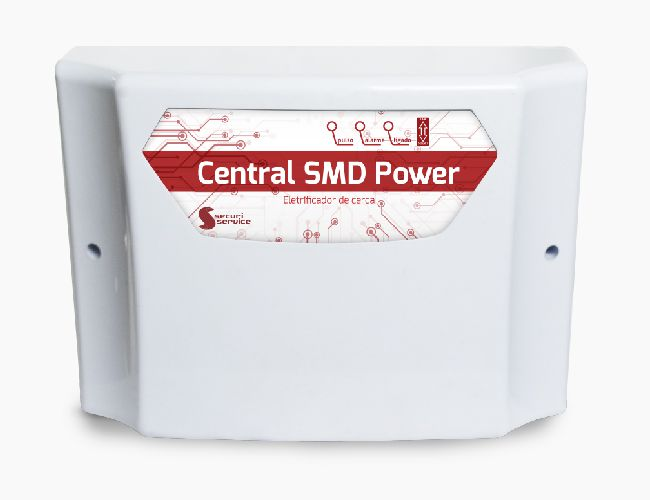 CENTRAL DE CHOQUE SMD POWER SECURI SERVICE  - Sandercomp Virtual