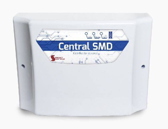 CENTRAL DE CHOQUE SMD  SECURI SERVICE 10.000V  - Sandercomp Virtual