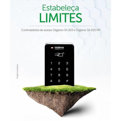 CONTROLADOR DE ACESSO SA 203 MF INTELBRAS  - Sandercomp Virtual