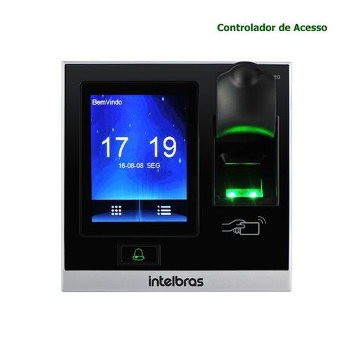 CONTROLADOR DE ACESSO SS 420 MF INTELBRAS  - Sandercomp Virtual