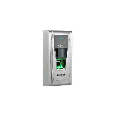 CONTROLE DE ACESSO COM BIOMETRIA E APROXIMAÇÃO BIO INOX PLUS SS311E INTELBRAS  - Sandercomp Virtual